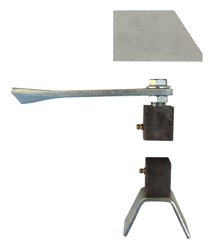 jeu de pivot bille sceller pour portail en fer forg en acier ferronnerie la forge bertrand. Black Bedroom Furniture Sets. Home Design Ideas